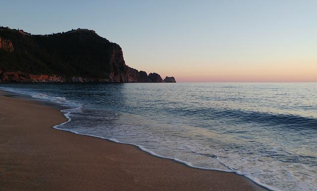 spiaggia antalya 1