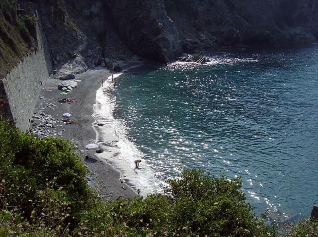 spiaggia di guvano