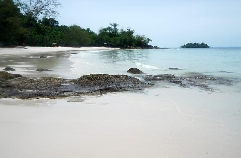 spiaggia di koh toch