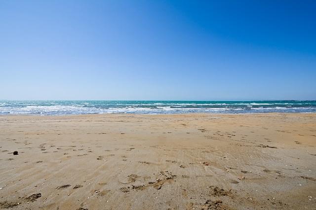 spiaggia di mazara