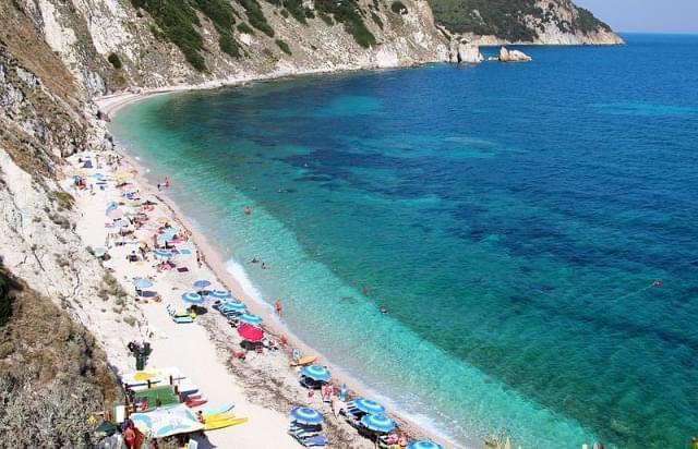 spiaggia di sansone 2c elba panoramio