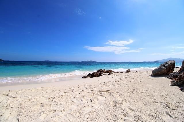 spiaggia filippine
