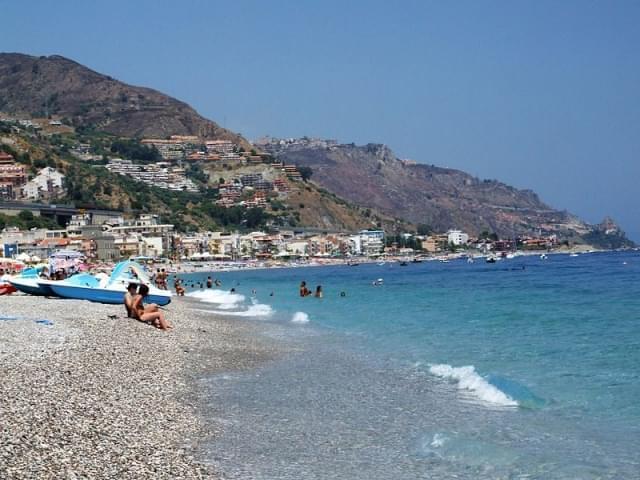 spiaggia mazzeo sicilia