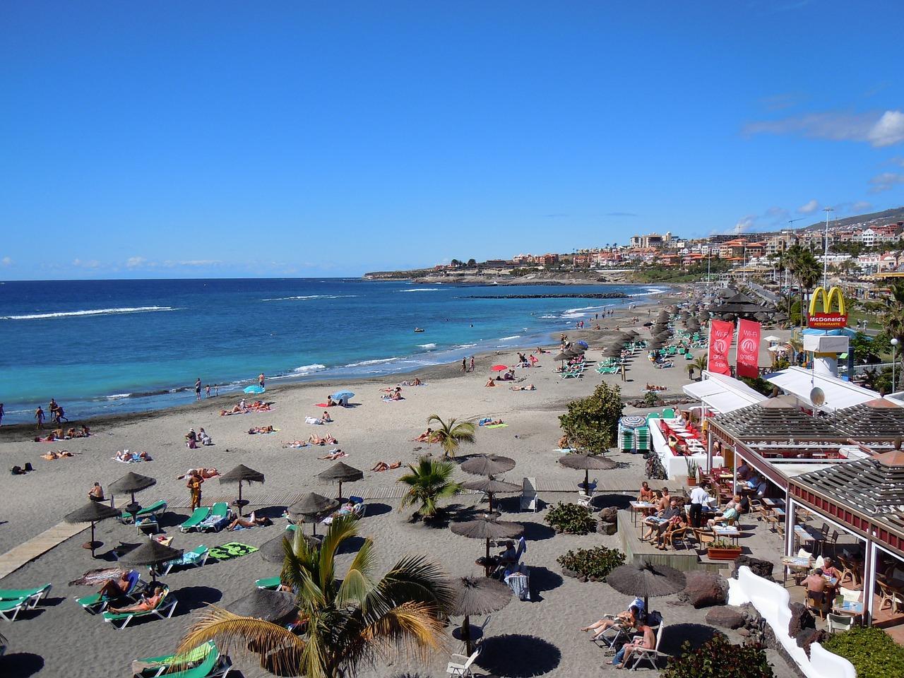Tenerife mare