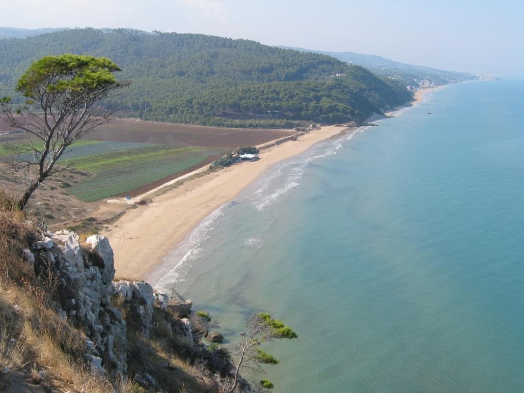 Spiaggia di Jalillo Peschici