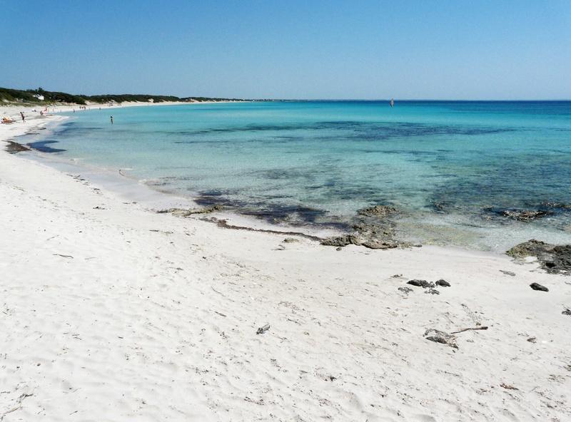 sabbia punta prosciutto