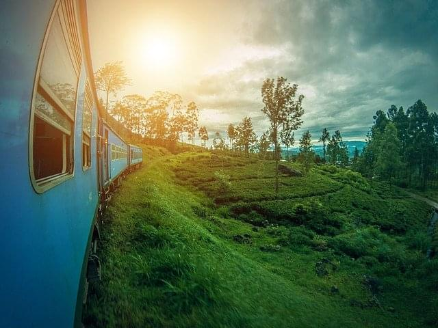 Treno panoramico da Nuwara Eliya ad Ella