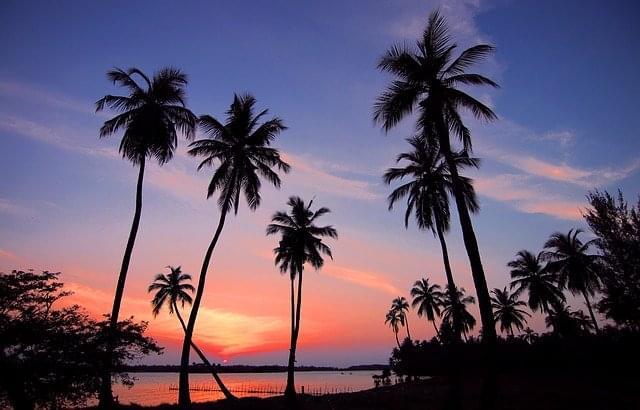 sri lanka tramonto