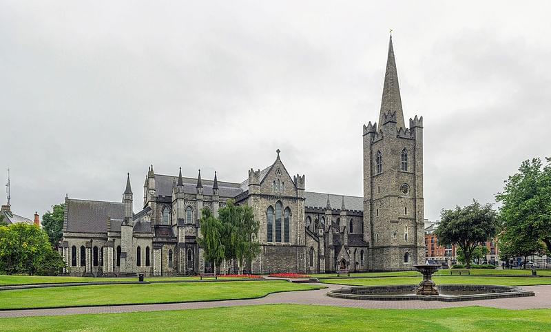 st patrick s cathedral dublino