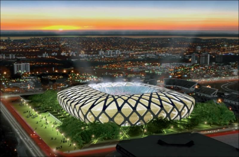 Arena amazzonia