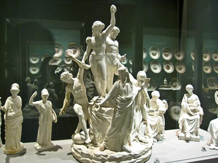 Galleria delle Porcellane - Fonte: Wikipedia - Autore: Armando Mancini - Licenza: CC BY-SA 2.0