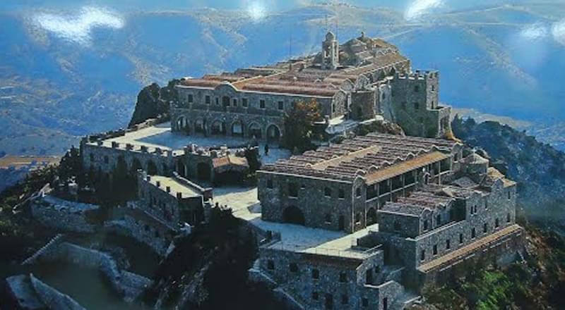 Monastero di Stavrovouni