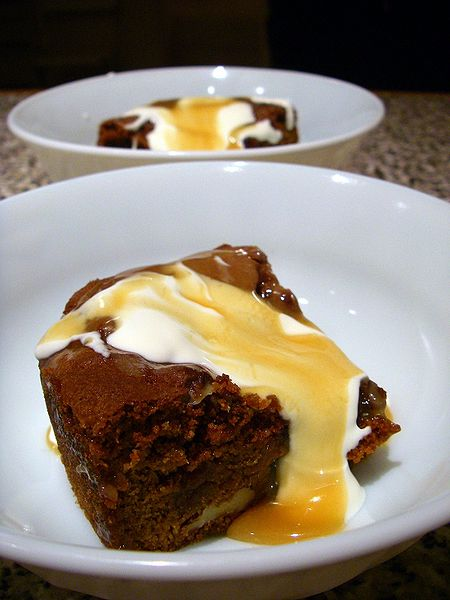 07 sticky toffee pudding