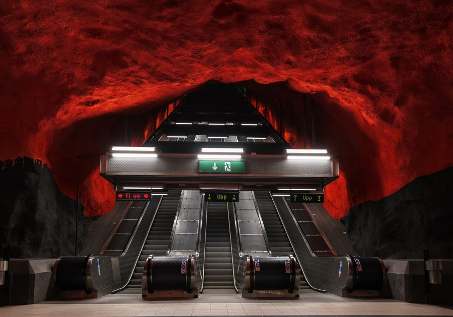 06 metro stoccolma