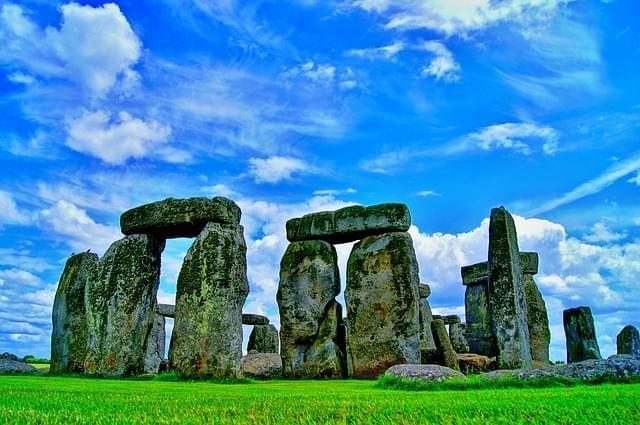 stonehenge inghilterra monumento 1