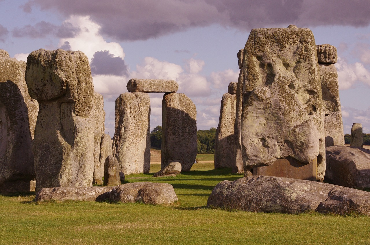 Visite a stonehenge