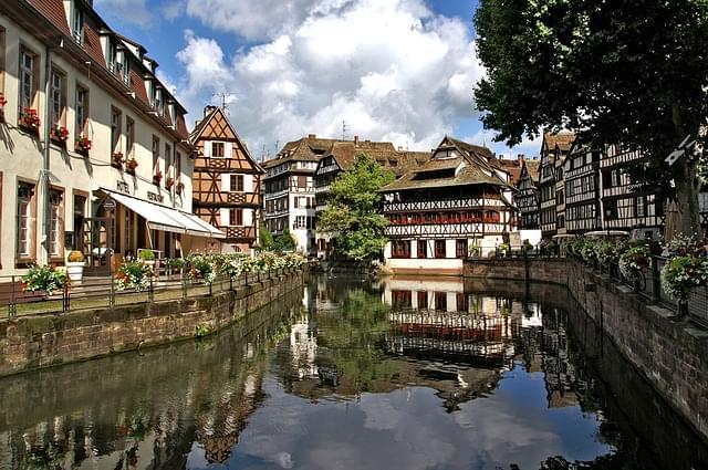 strasburgo francia alsace