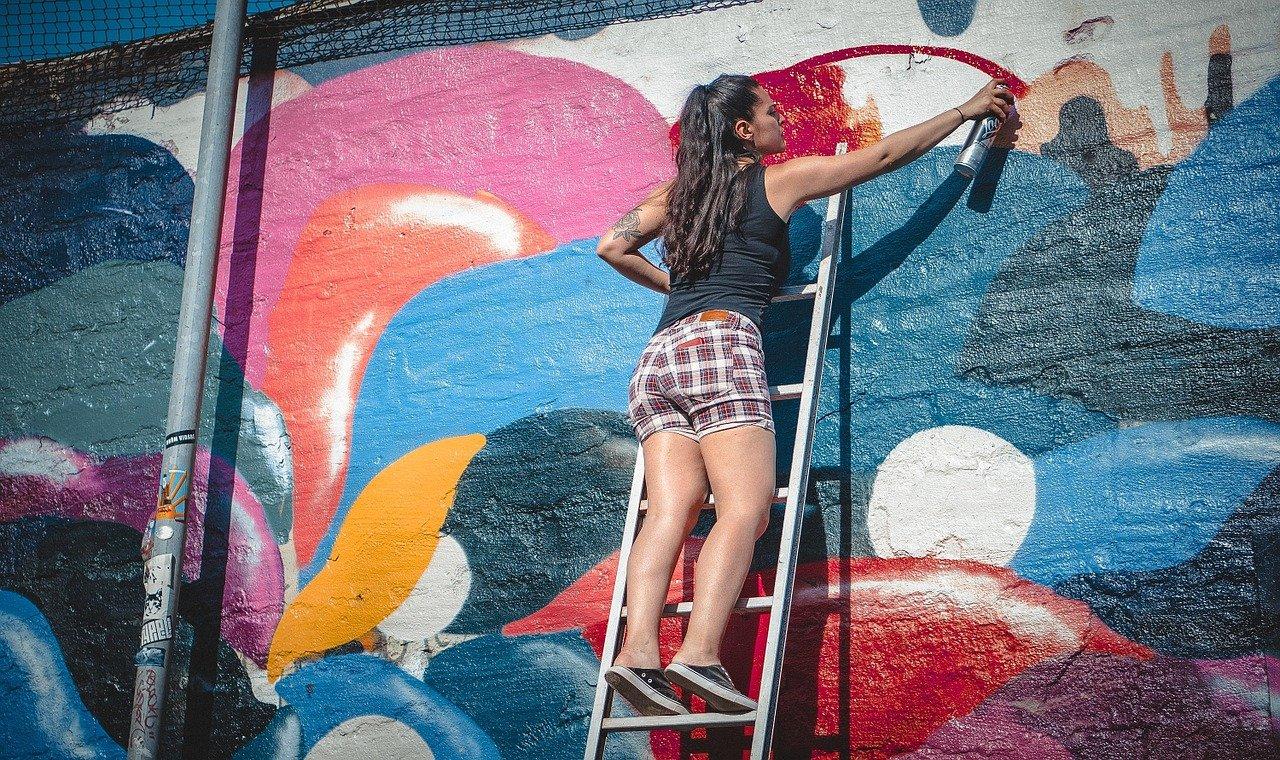 street art a Montreal