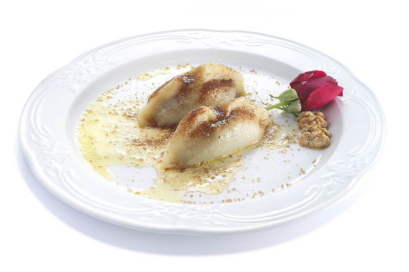 struklji, il dolce raviolone