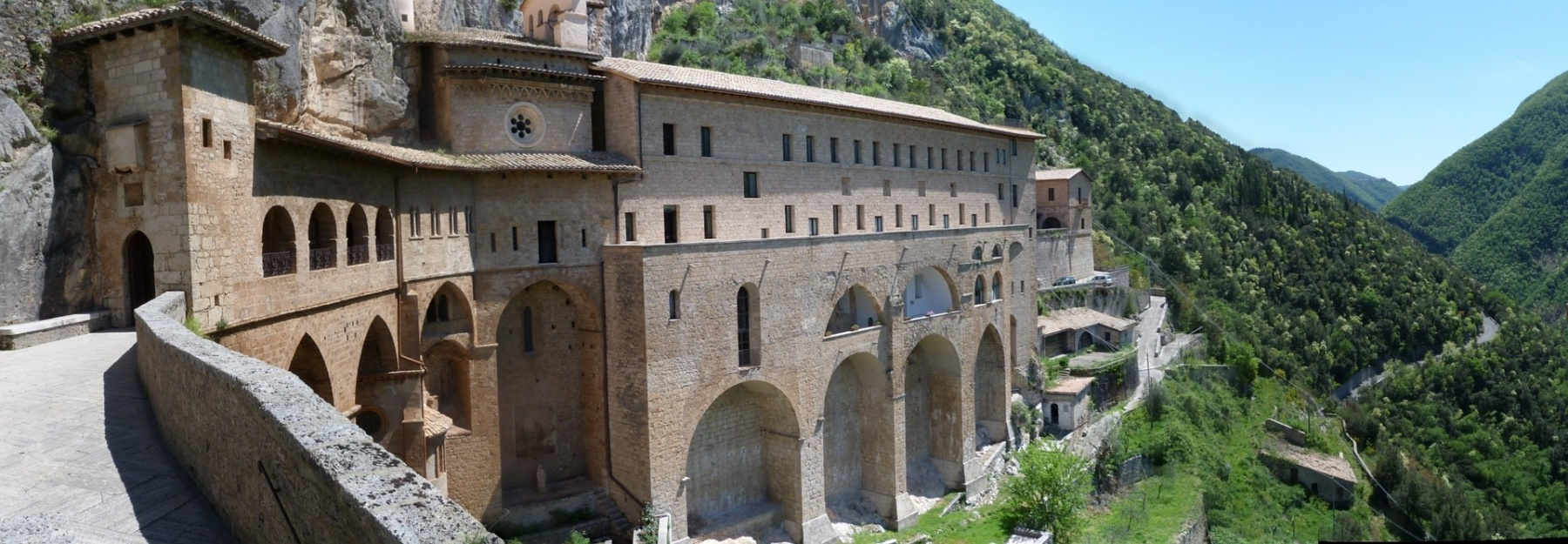 Subiaco abbazia