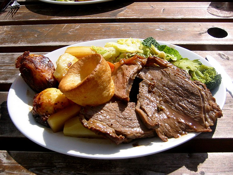 sunday roast cambridge