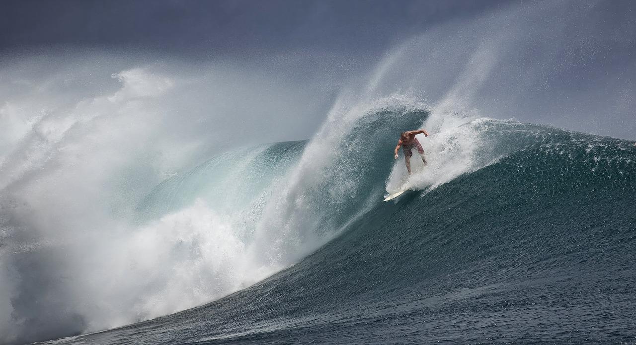 Bali Surf Indonesia