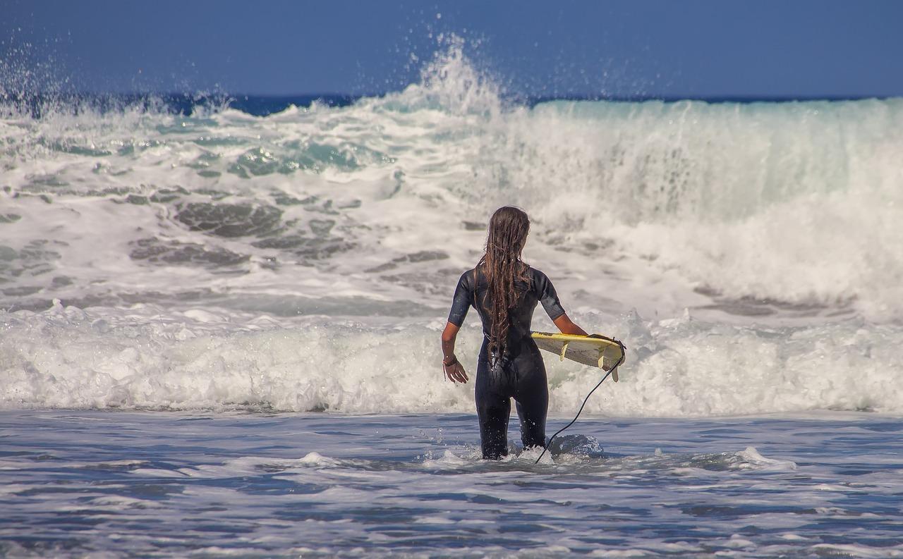 istruttore surf