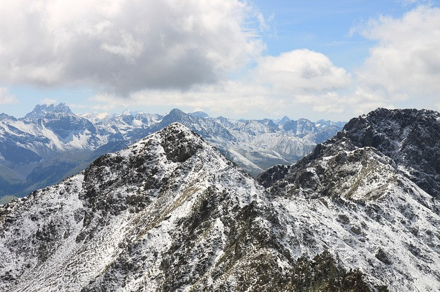 svizzera davos montagna montagne