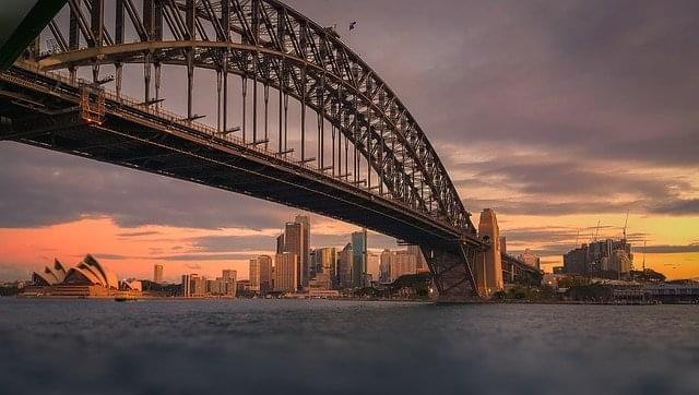 sydney australia ponte teatro