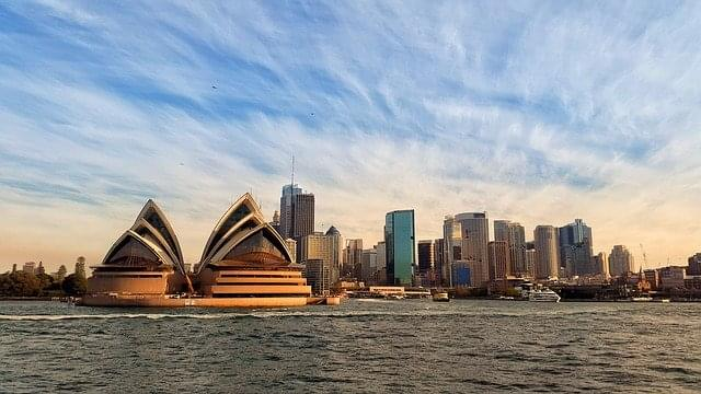 L'Opera House di Sidney