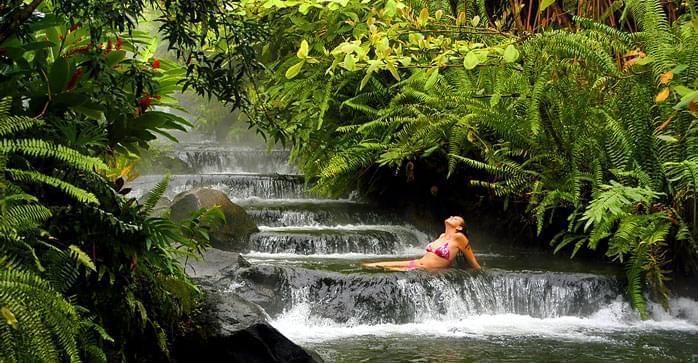 Tabacon Spa in Costa Rica