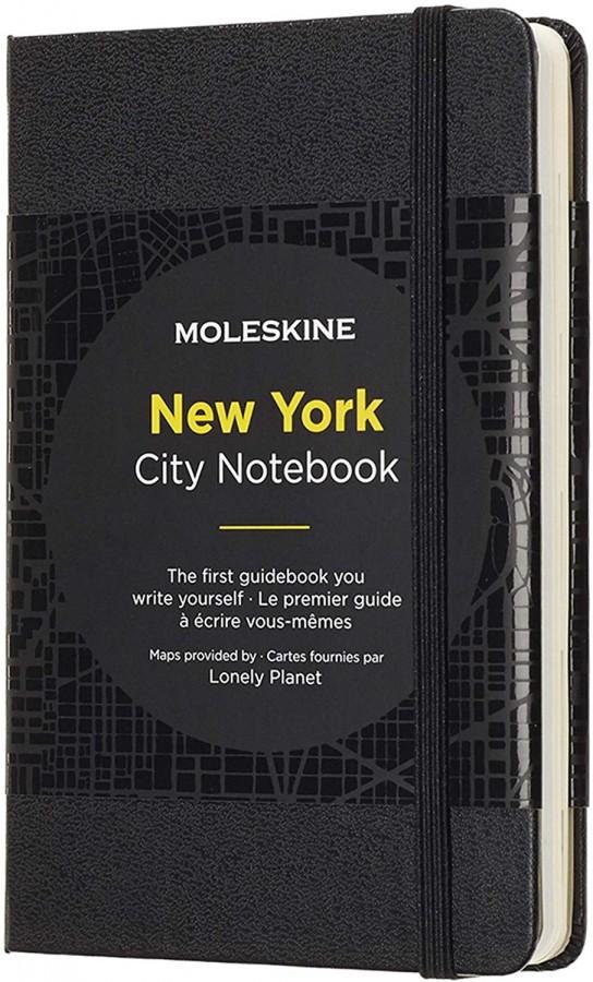 taccuino moleskine city notebook