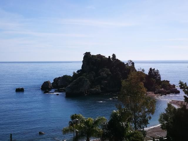 taormina riserva isola bella