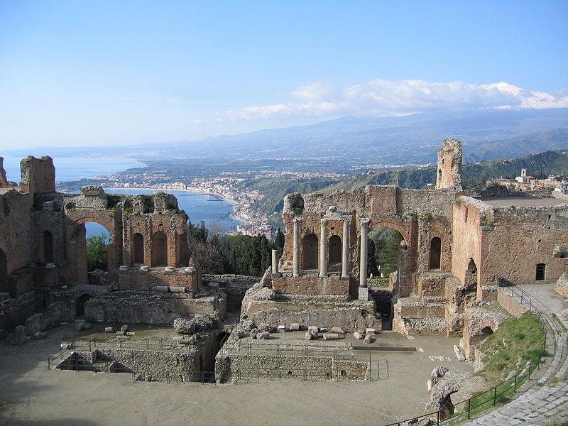 Goethe a Taormina