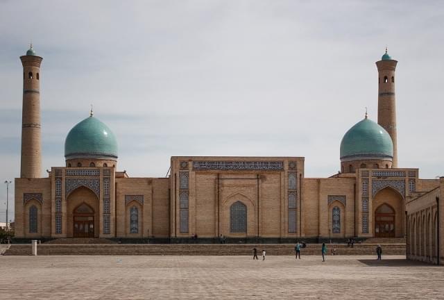tashkent uzbekistan moschea est 1