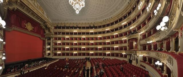 teatro alla scala interior milan