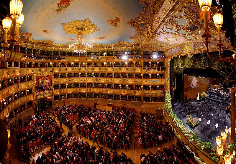 16 la fenice venezia teatro