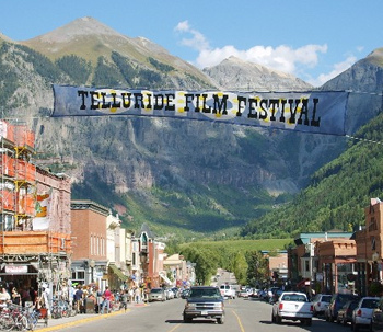 telluride festival cinema
