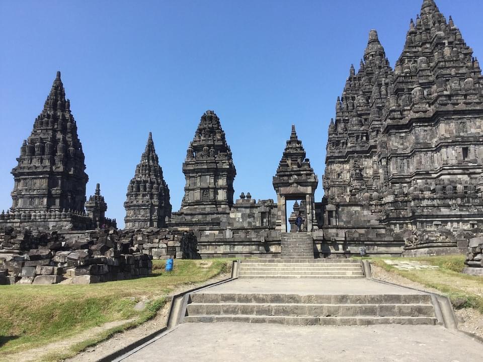 templi prambanan giava
