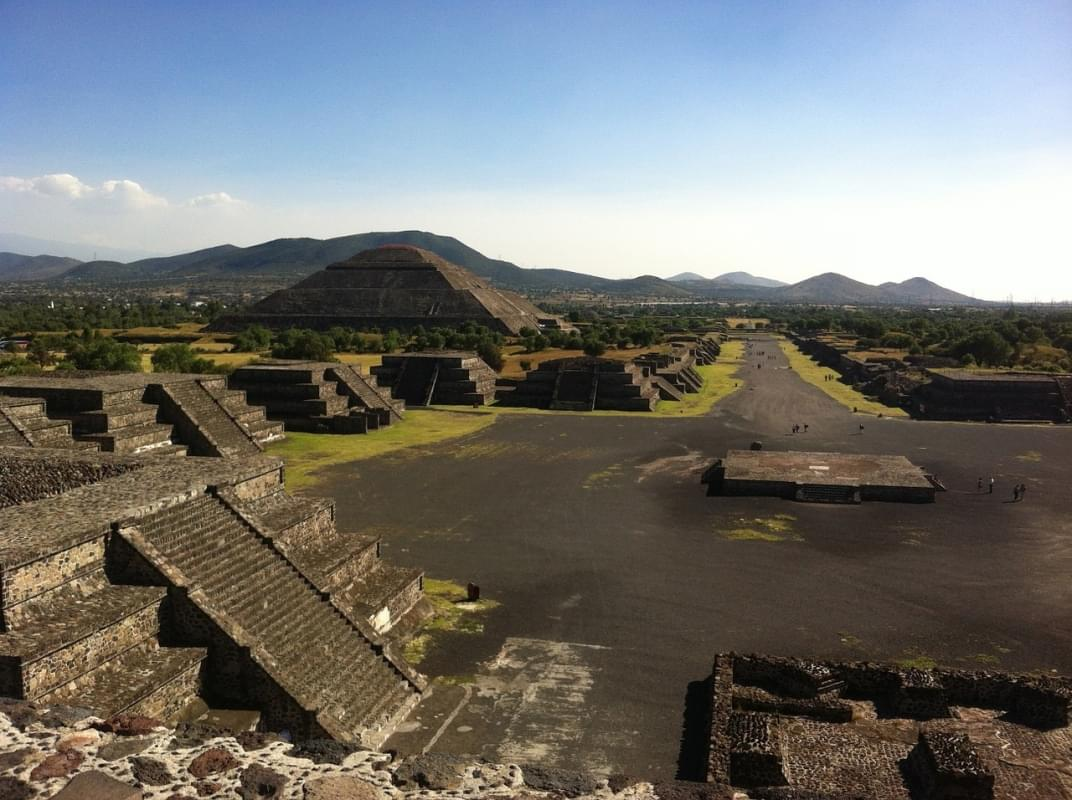 teotihuacan resti aztechi