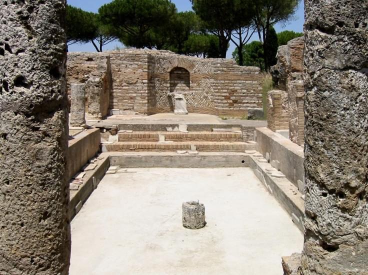 terme taurine tepidarium