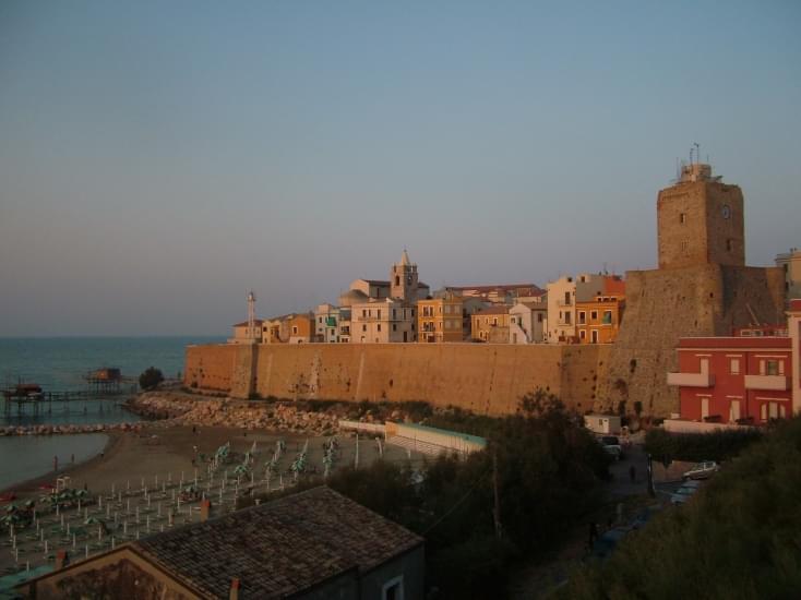 termoli borgo antico e mare