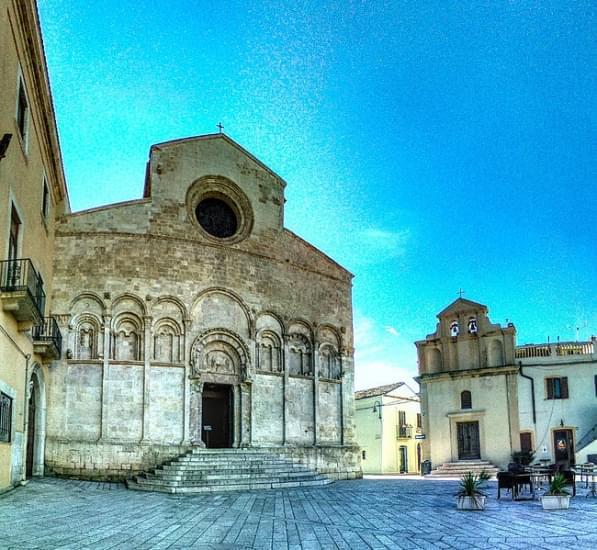 termoli cattedrale santa maria della purificazione e chiesa di sant anna