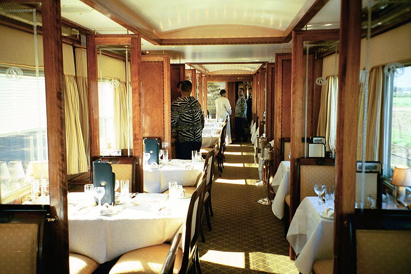 Blue Train (Sudafrica)