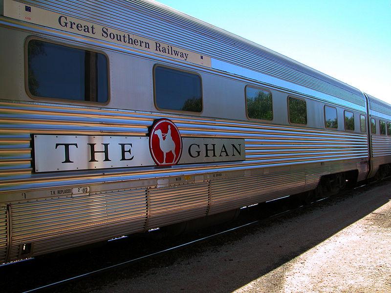 The Ghan (Australia)