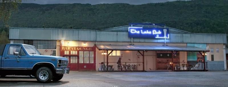 lake pub le revenants