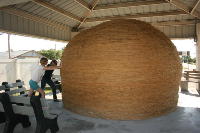 The Twine Ball Museum