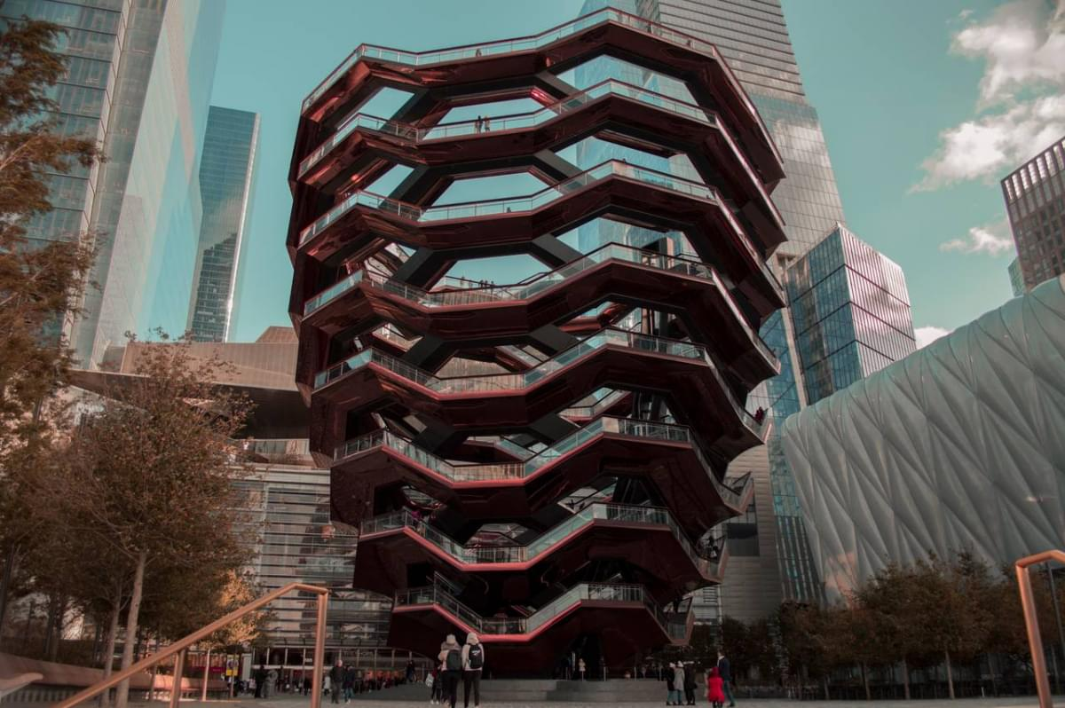 the vessel in new york 1