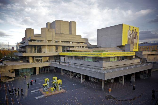 Royal National Theatre, Londra