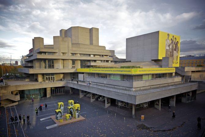 Royal National Theatre, Londra